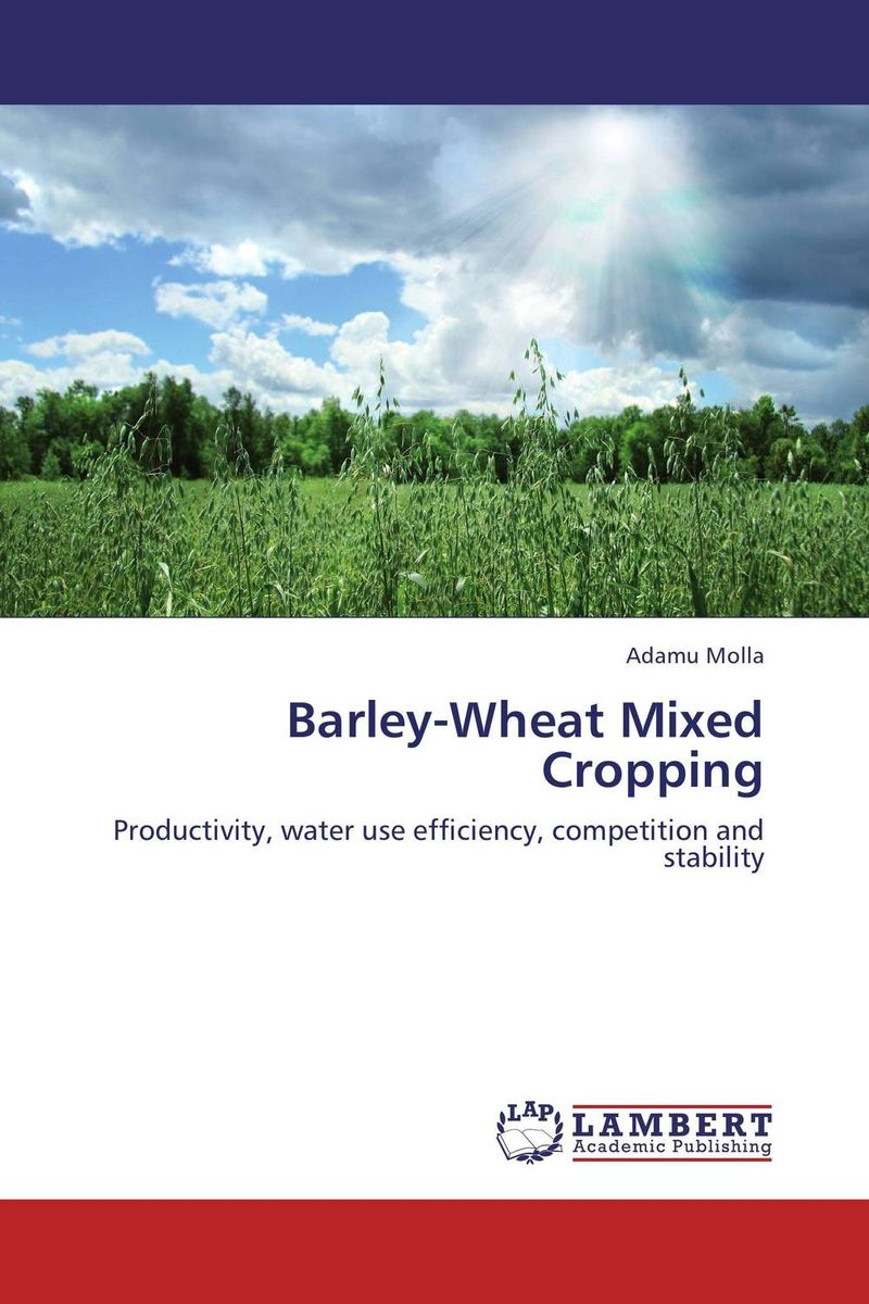 Barley-Wheat Mixed Cropping studies on long term uses of herbicides in rice wheat cropping system