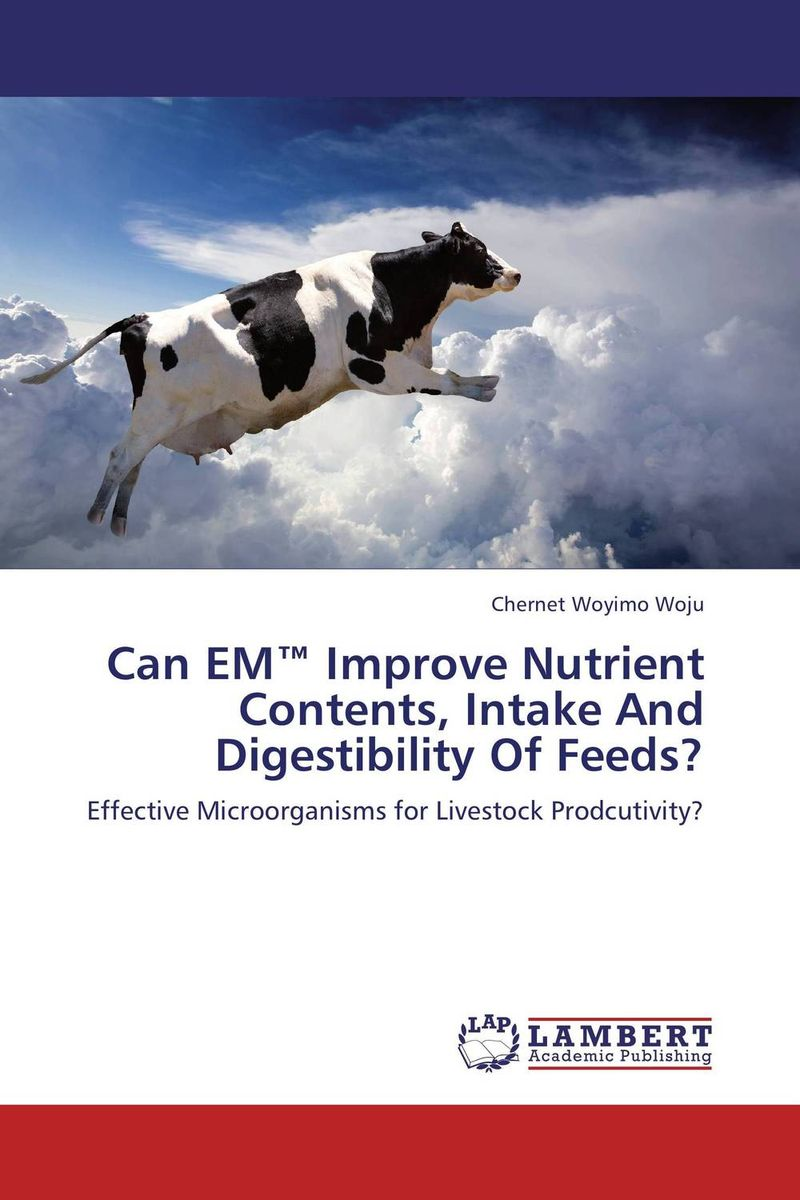 Can EM™ Improve Nutrient Contents, Intake And Digestibility Of Feeds? methionine supplementation alters beta amyloid levels in brain cells