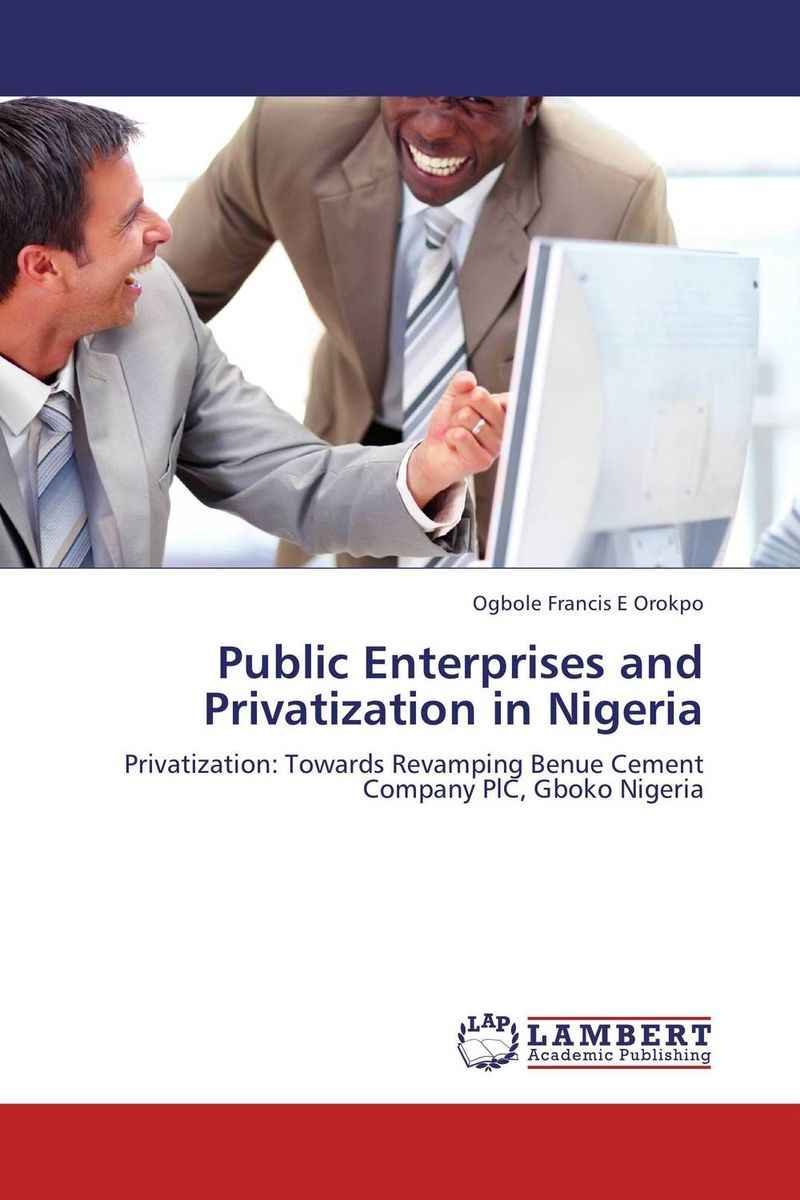 Public Enterprises and Privatization in Nigeria public parks – the key to livable communities