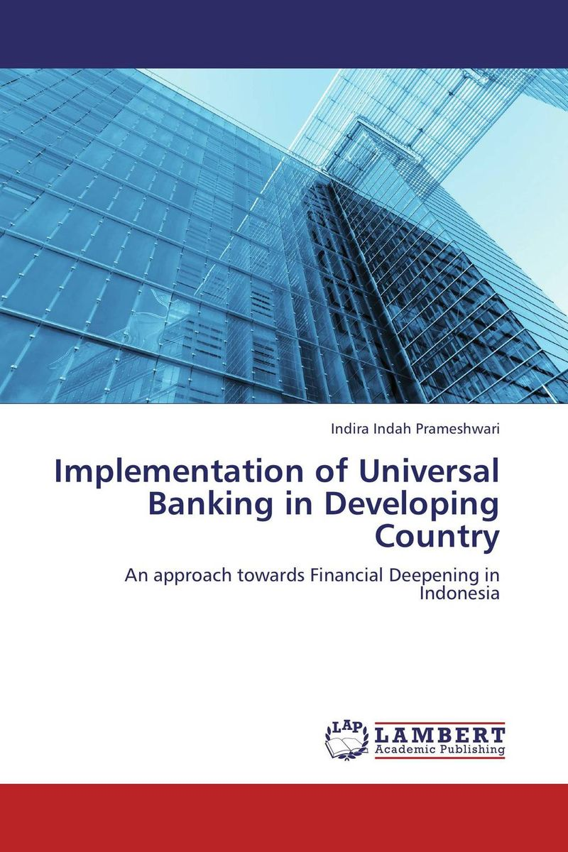 Implementation of Universal Banking in Developing Country david parmenter key performance indicators developing implementing and using winning kpis