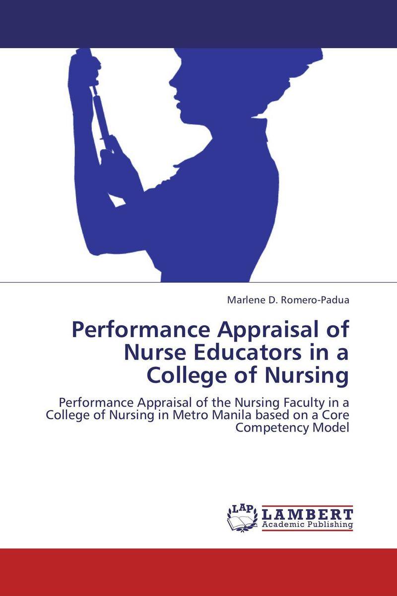 Performance Appraisal of Nurse Educators in a College of Nursing science in nursing
