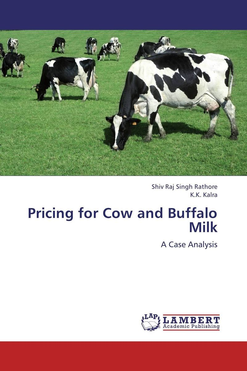 Pricing for Cow and Buffalo Milk