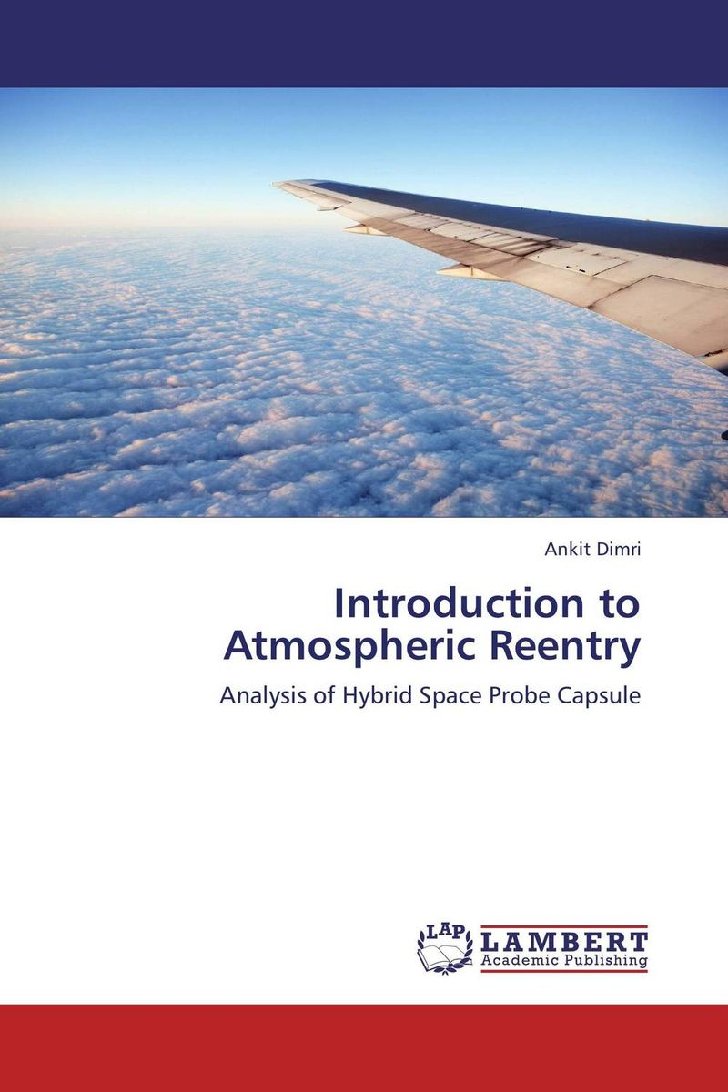 Introduction to Atmospheric Reentry mohamed hemida abd alla introduction to basic bacteriology