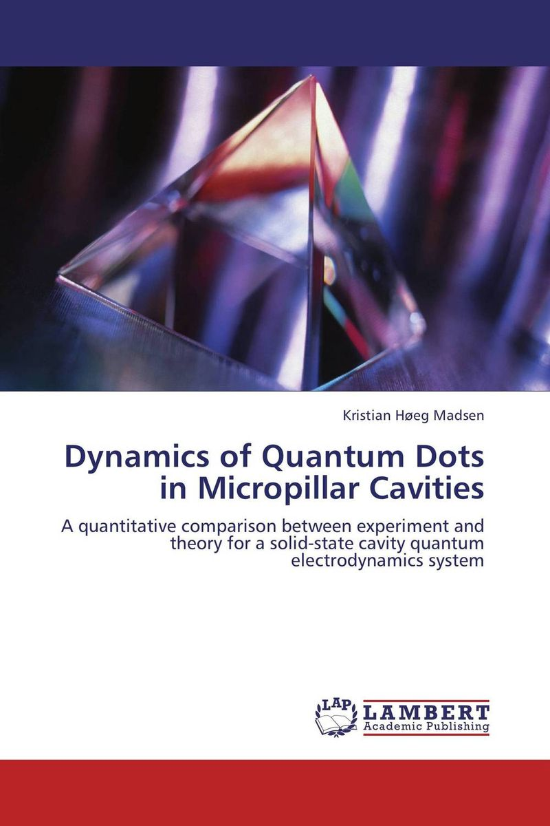 Dynamics of Quantum Dots in Micropillar Cavities the dot