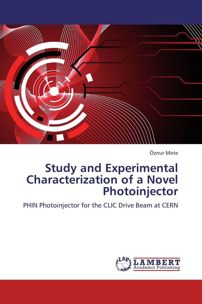 Study and Experimental Characterization of a Novel Photoinjector an experimental study on l asparaginase from marine sediments