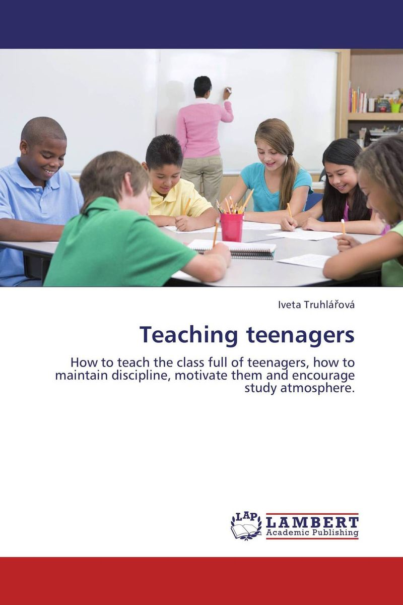 Teaching teenagers teaching teenagers