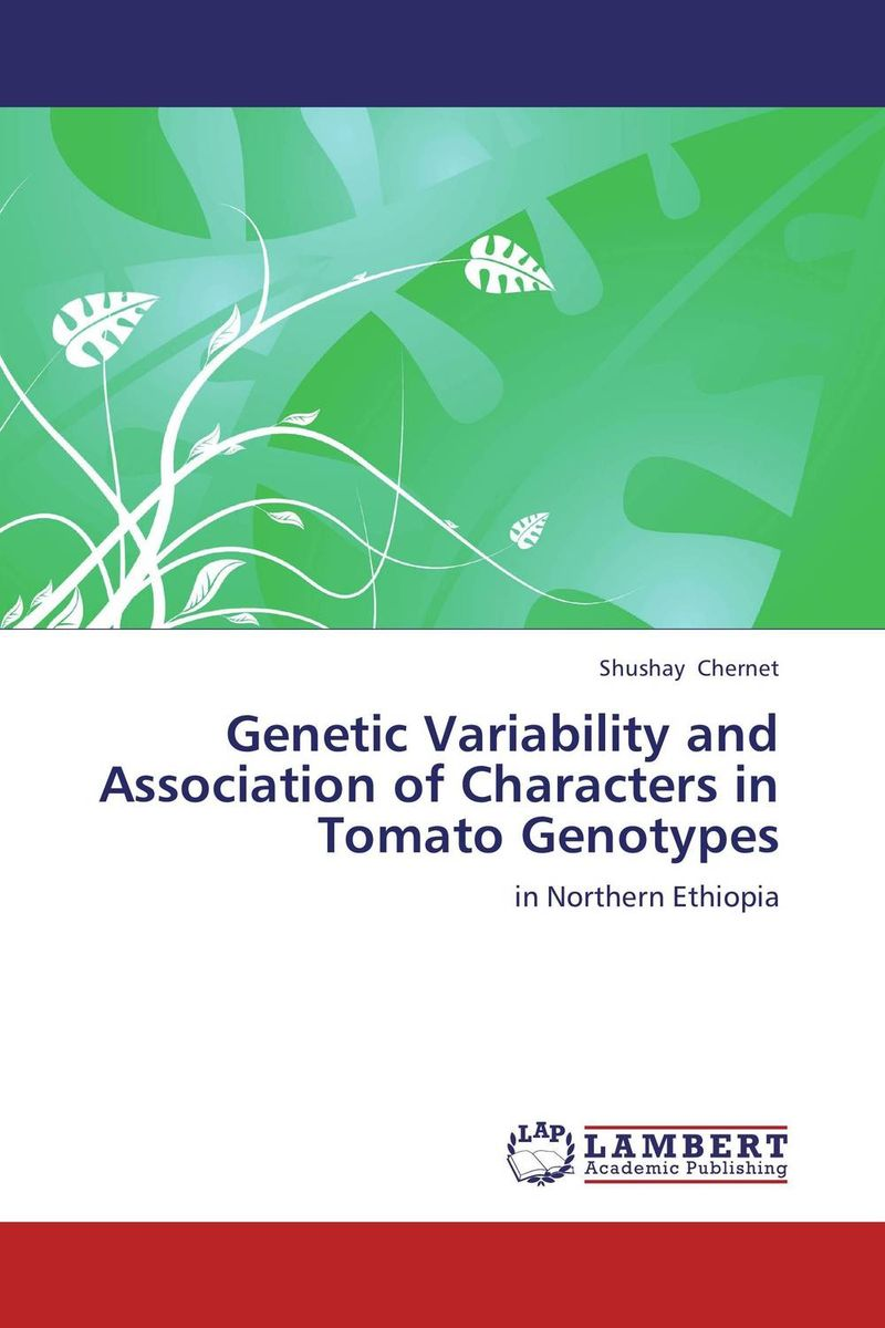 Genetic Variability and Association of Characters in Tomato Genotypes mukund shiragur d p kumar and venkat rao chrysanthemum genetic divergence