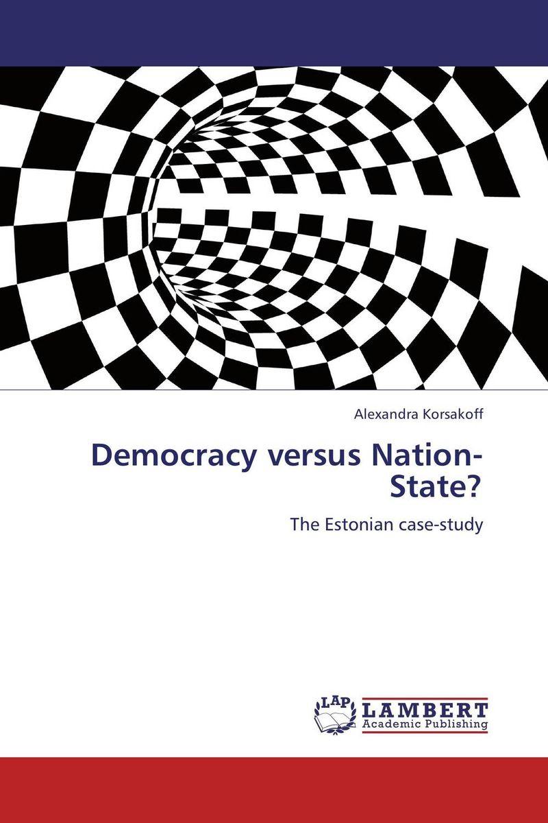 Democracy versus Nation-State?