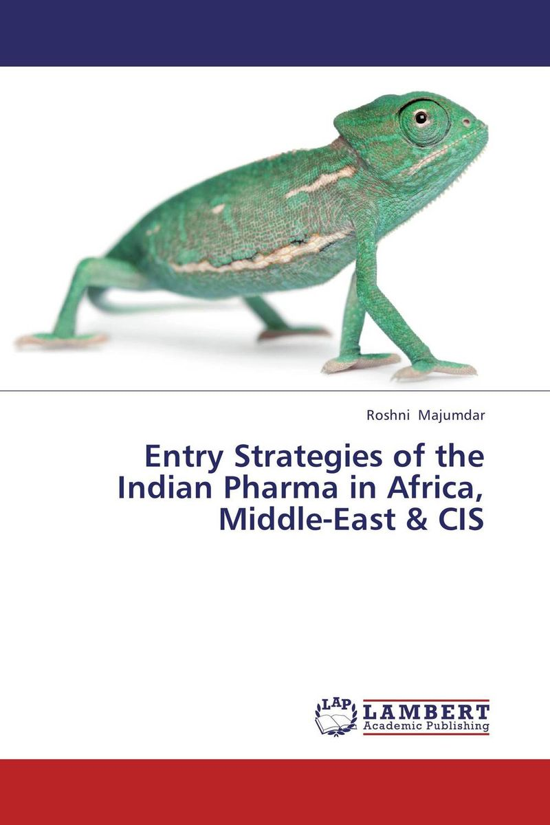 Entry Strategies of the Indian Pharma in Africa, Middle-East & CIS урна such as cis 240l 100l