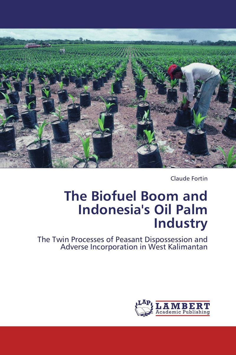 The Biofuel Boom and Indonesia's Oil Palm Industry utilization of palm oil mill wastes