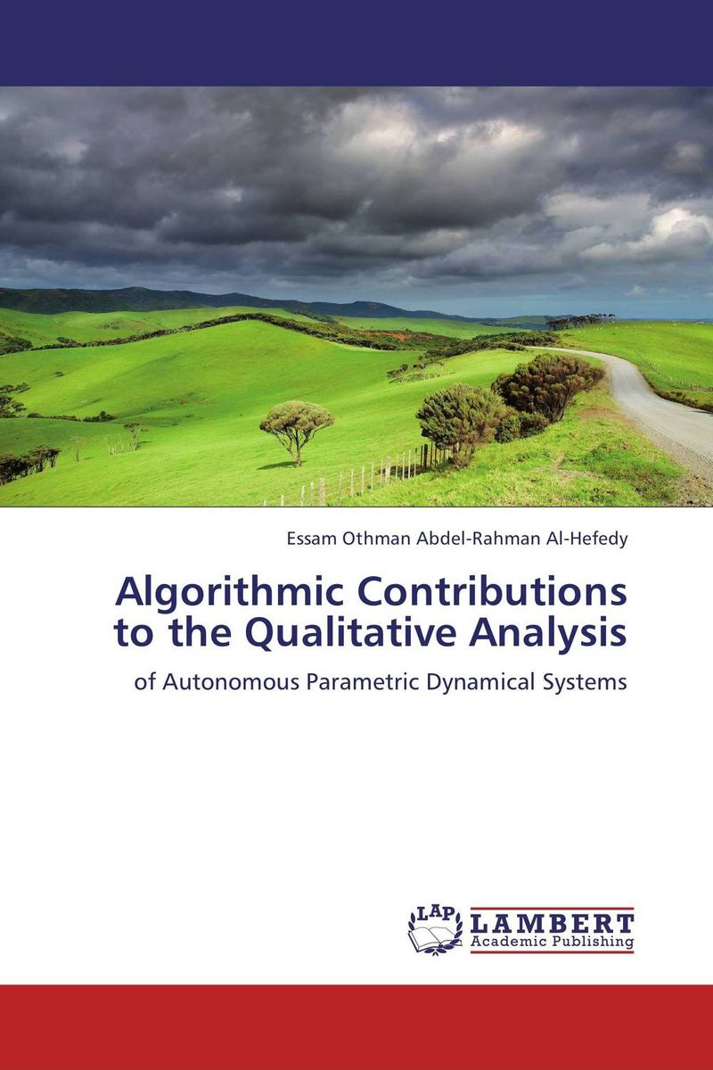 Algorithmic Contributions to the Qualitative Analysis купить