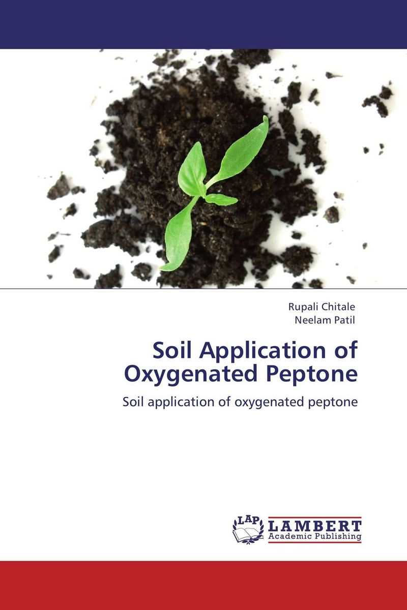 Soil Application of Oxygenated Peptone