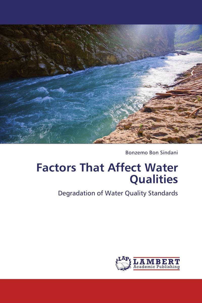 Factors That Affect Water Qualities bride of the water god v 3