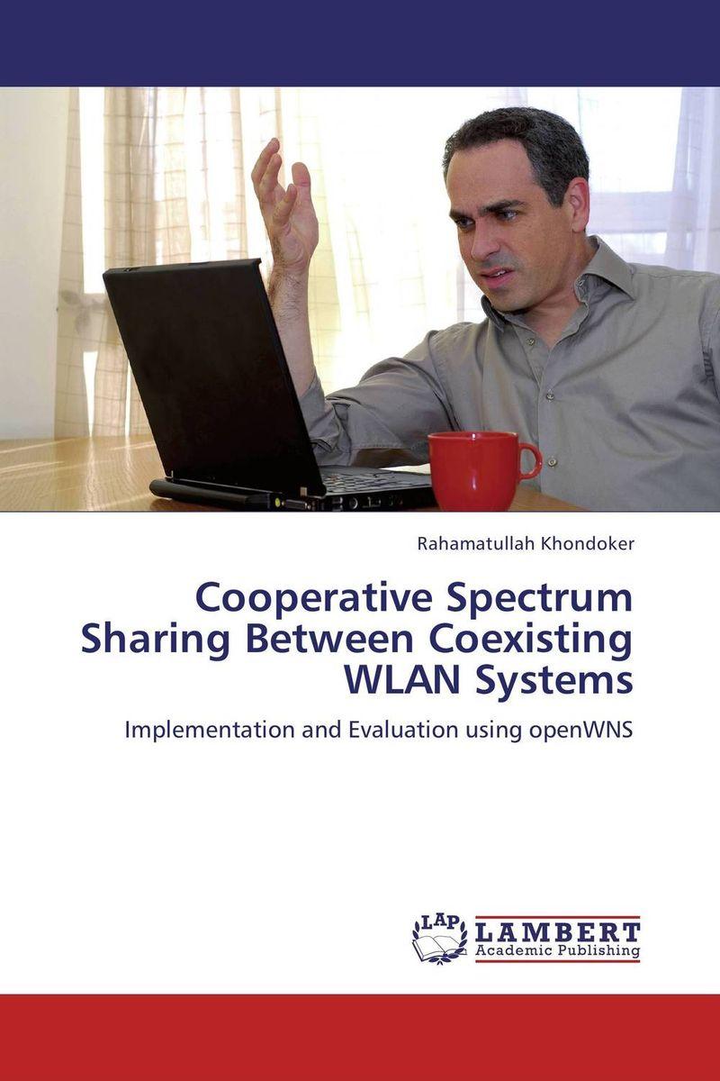 Cooperative Spectrum Sharing Between Coexisting WLAN Systems одежда для верховой езды fang fang 2040e fangfang 2015