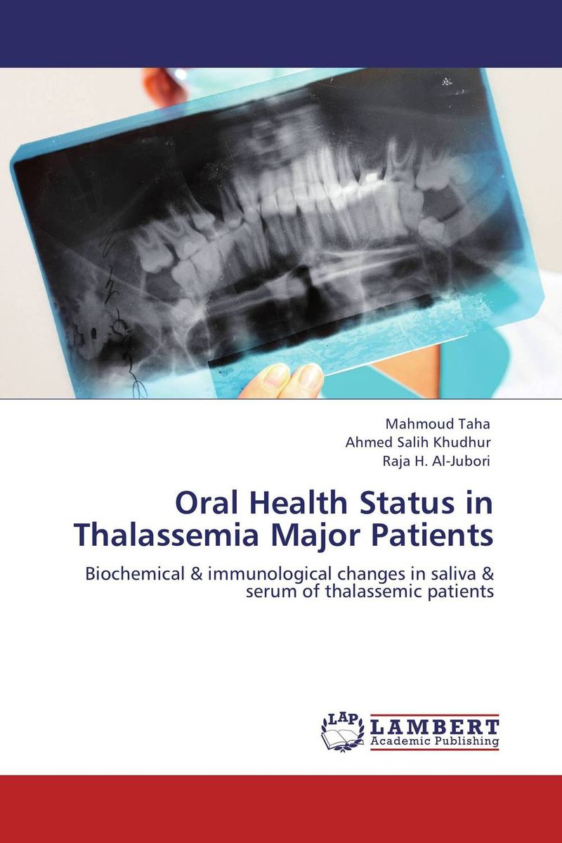 Oral Health Status in Thalassemia Major Patients peter lockhart b oral medicine and medically complex patients