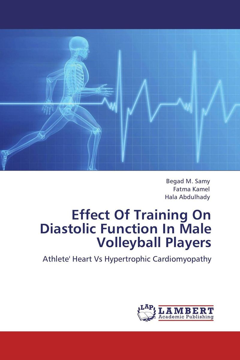 Effect Of Training On Diastolic Function In Male Volleyball Players exerpeutic lx905 training cycle with computer and heart pulse sensors