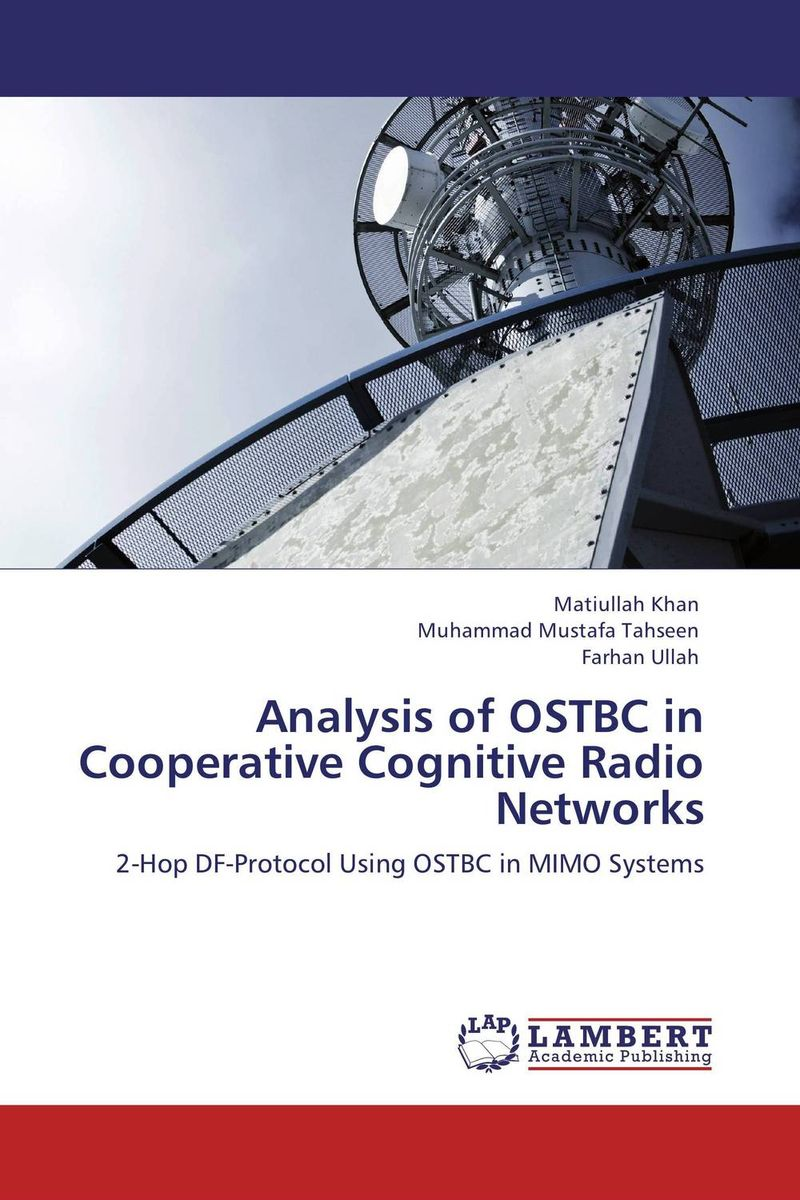 Analysis of OSTBC in Cooperative Cognitive Radio Networks spectrum sensing in cognitive radio networks