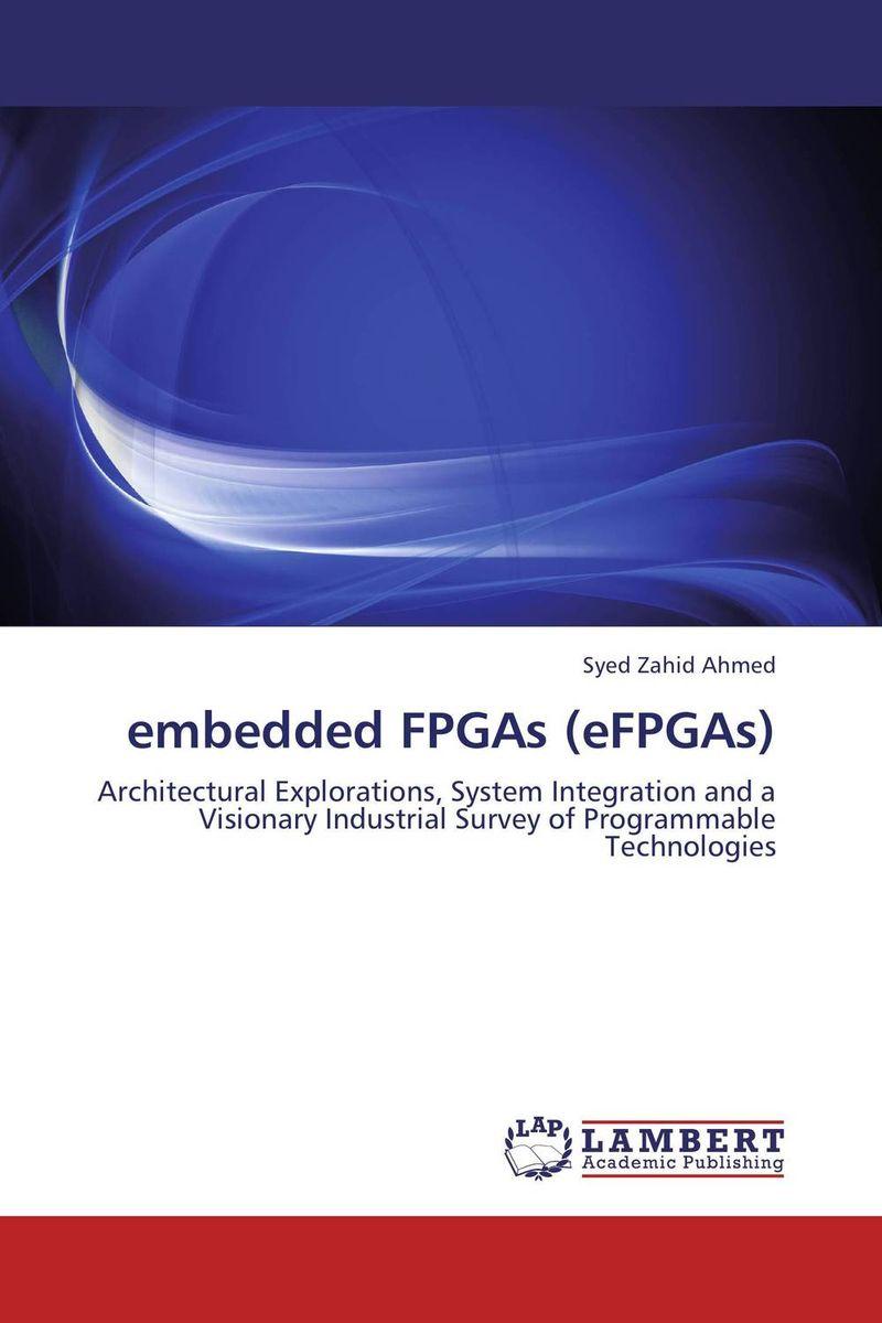 embedded FPGAs (eFPGAs)