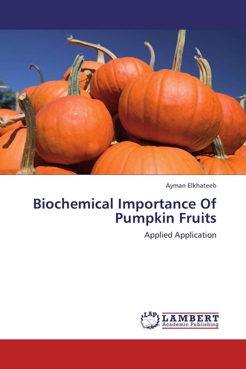Biochemical Importance Of Pumpkin Fruits corporate governance and firm value