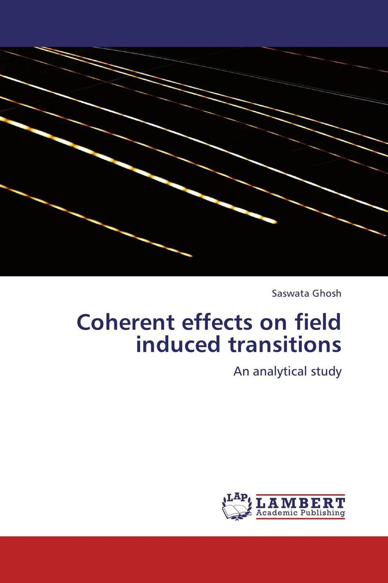 цена на Coherent effects on field induced transitions
