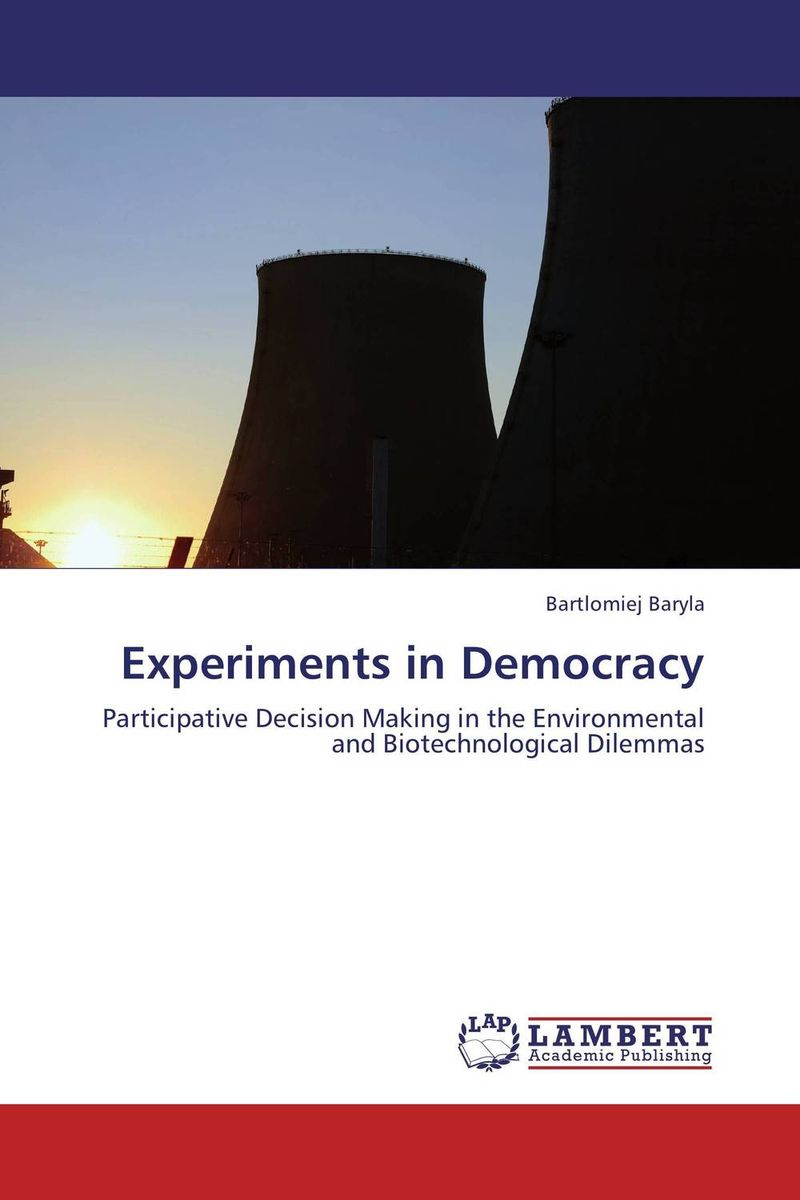 Experiments in Democracy democracy in america nce