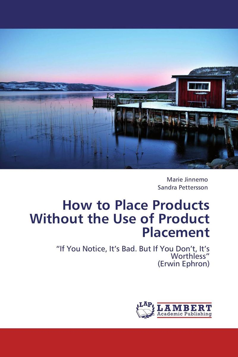 How to Place Products Without the Use of Product Placement how to give