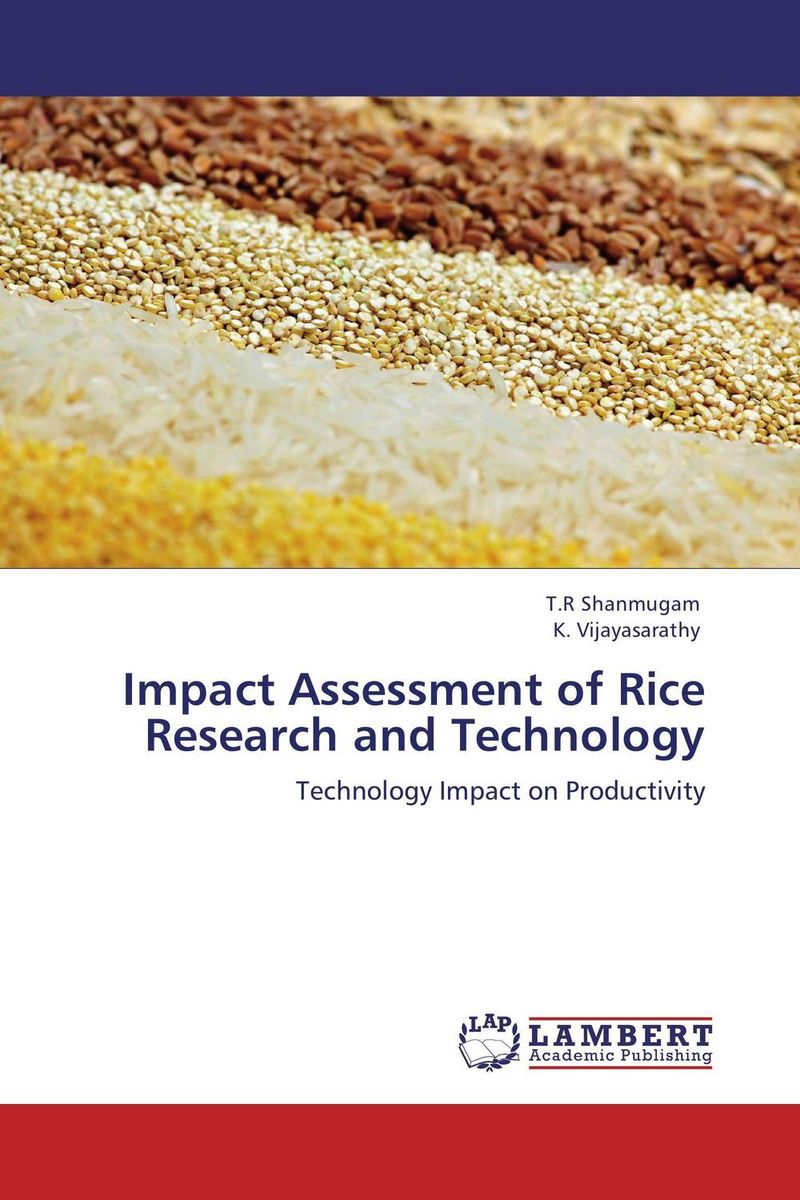 Impact Assessment of Rice Research and Technology matthew oluwasanmi sedowo rice production in the tropics a panacea for poverty and hunger