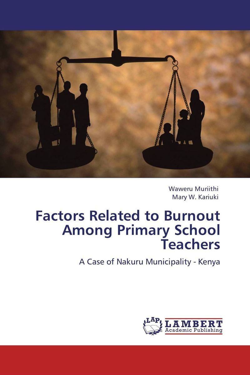 Factors Related to Burnout Among Primary School Teachers clock table model teacher demonstration with primary school mathematics science and education equipment three needle linkage