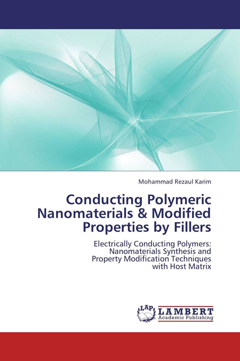 Conducting Polymeric Nanomaterials & Modified Properties by Fillers modified pnas synthesis and interaction studies with dna