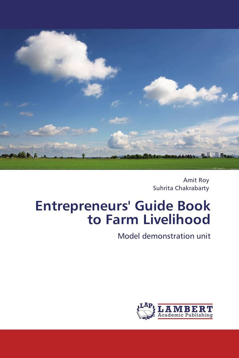 Entrepreneurs' Guide Book to Farm Livelihood maisy s farm sticker book