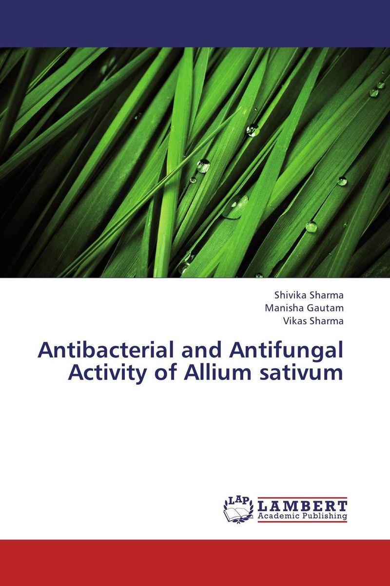 Antibacterial and Antifungal Activity of Allium sativum nafisa farooq and nasir mehmood cicer arietinum and vigna mungo antifungal ca afp gene and assays