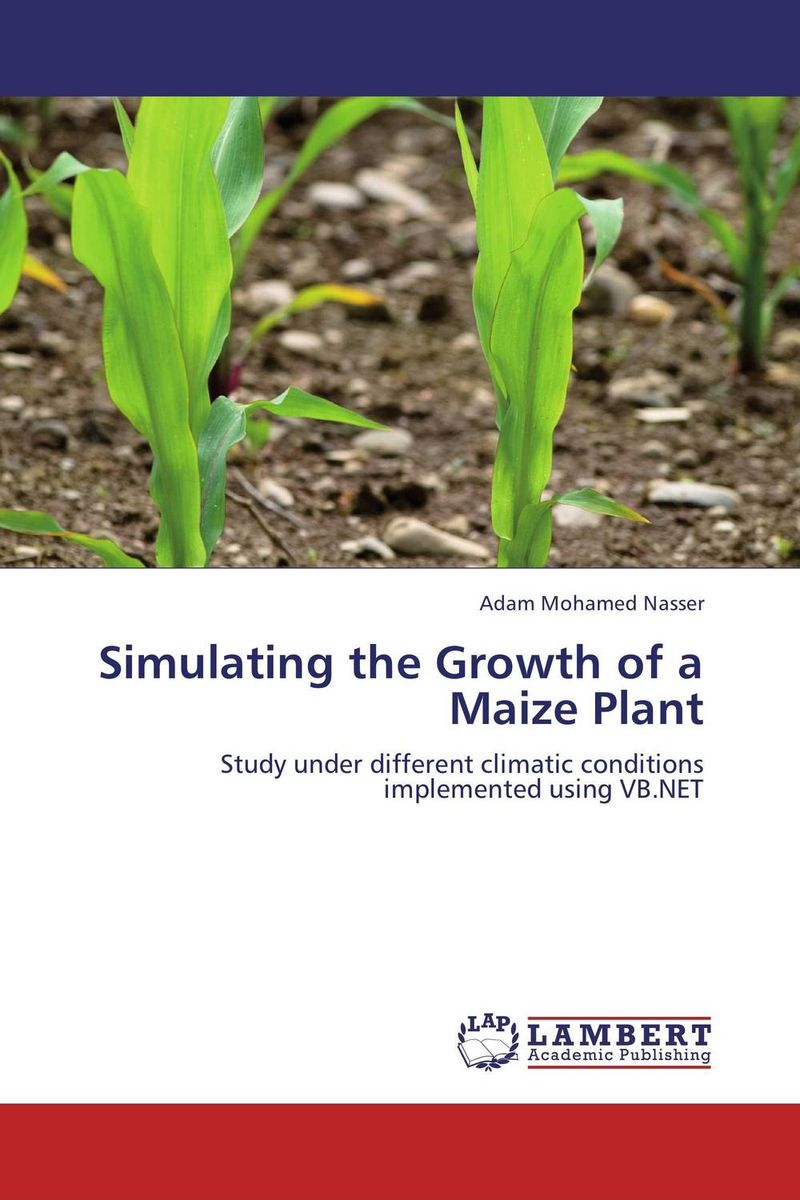 Simulating the Growth of a Maize Plant presidential nominee will address a gathering