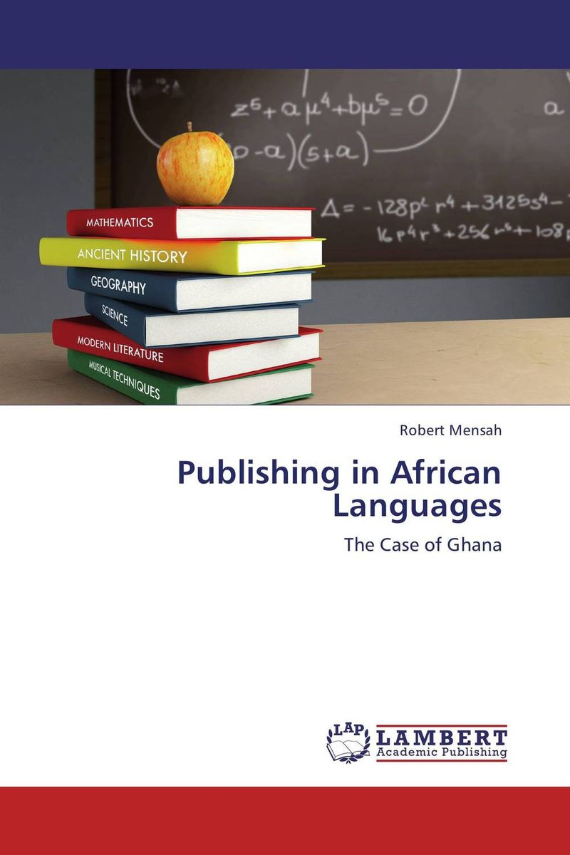 Publishing in African Languages