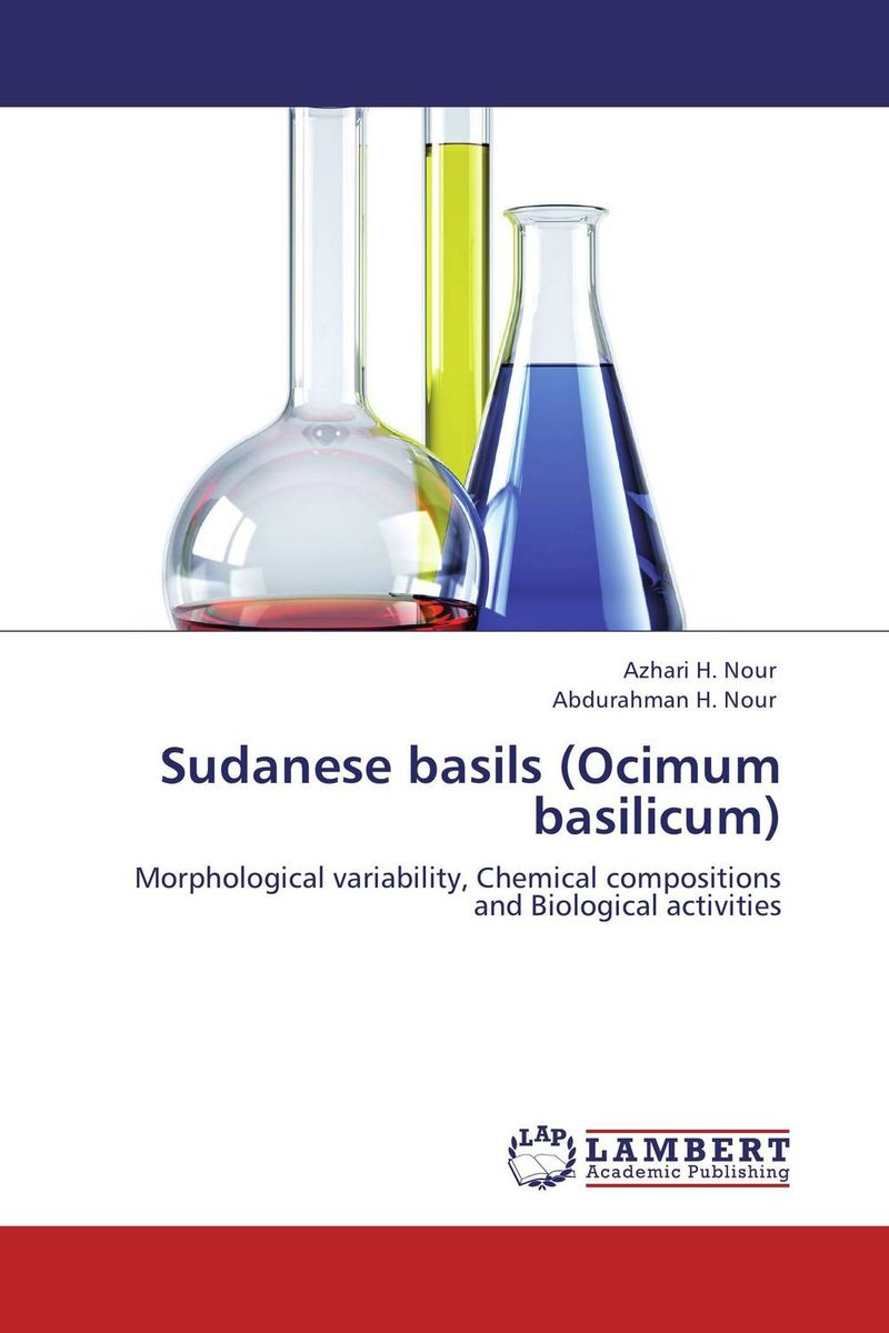 Sudanese basils (Ocimum basilicum)