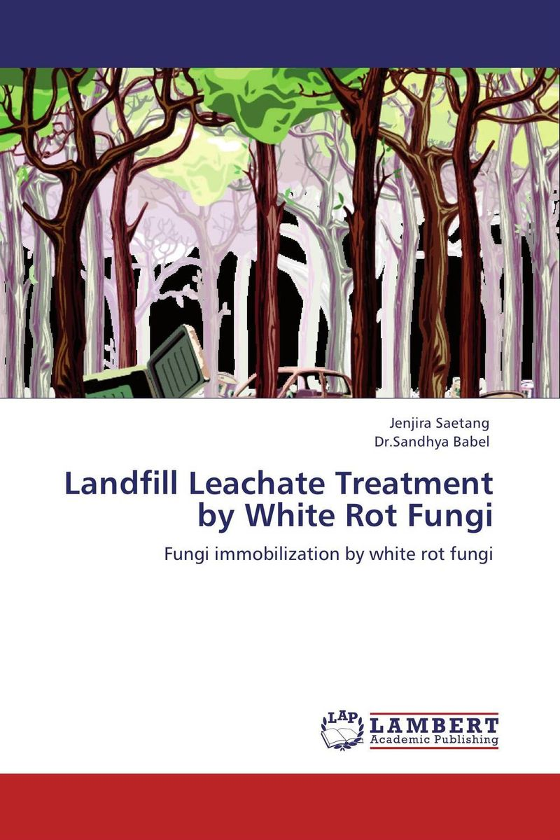 Landfill Leachate Treatment by White Rot Fungi production and purification of laccase from white rot fungi