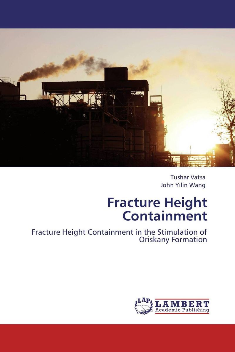 Fracture Height Containment driven to distraction
