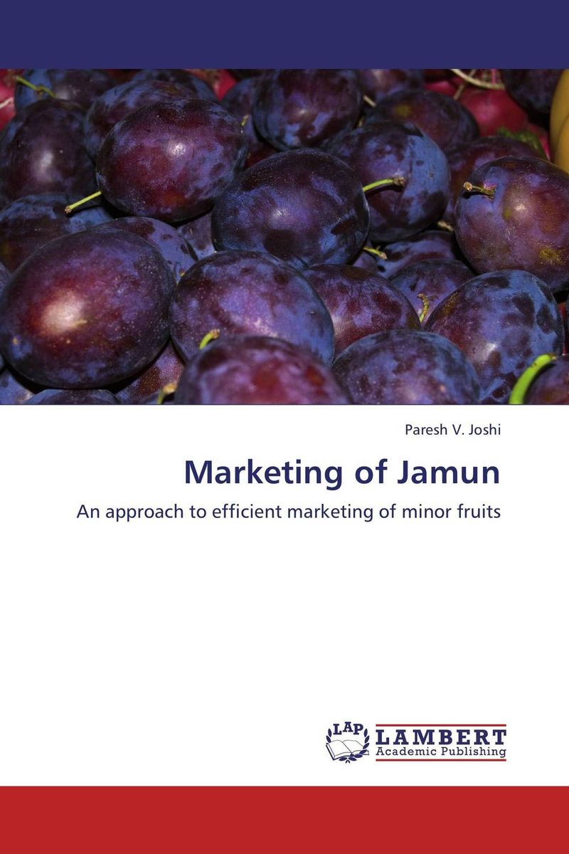 Marketing of Jamun prospects of citrus producers and marketing in pakistani california