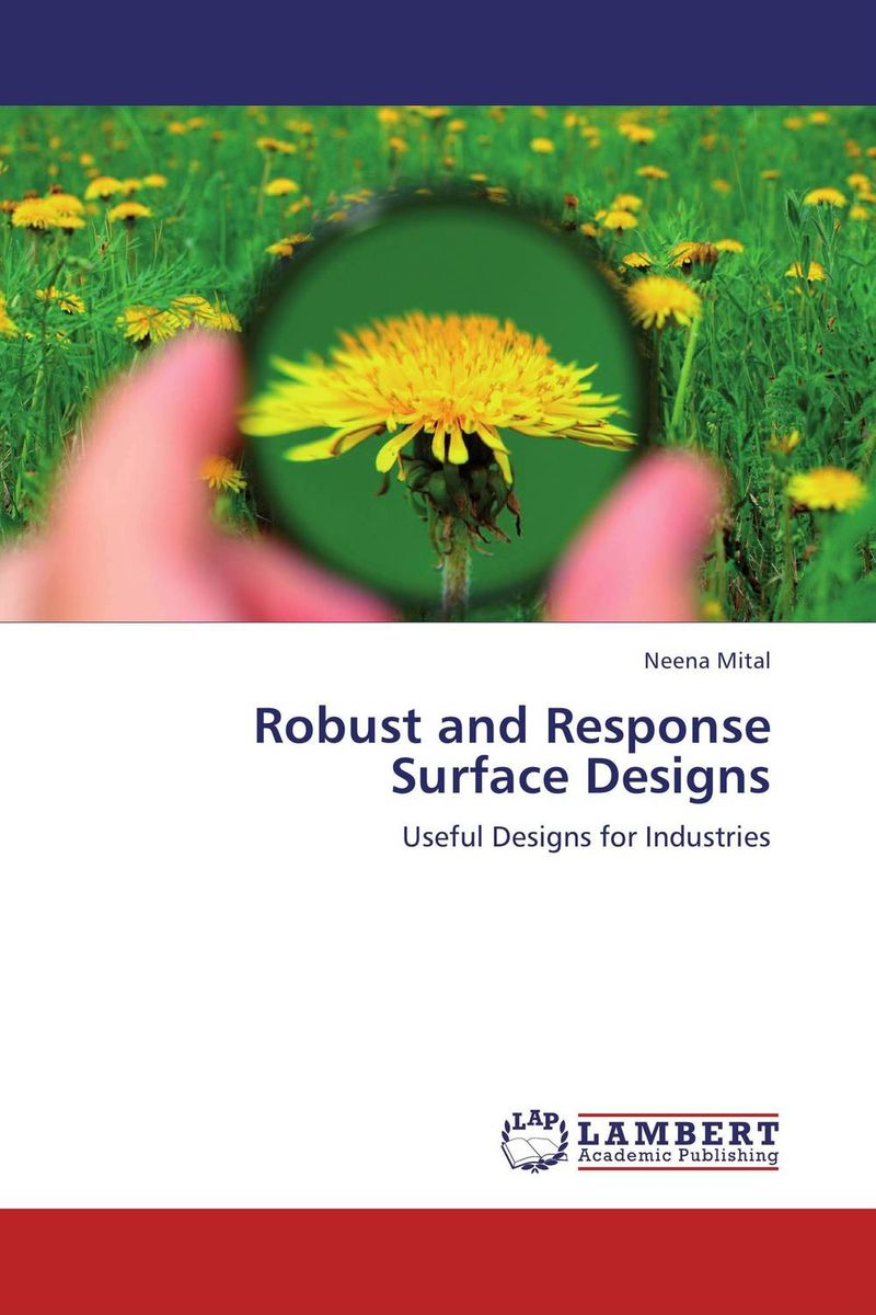 Robust and Response Surface Designs optimal and efficient motion planning of redundant robot manipulators