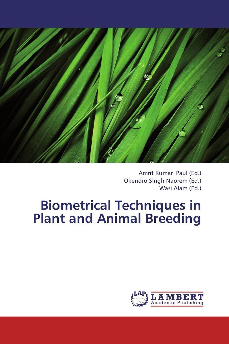 Biometrical Techniques in Plant and Animal Breeding animal traction in the fadama