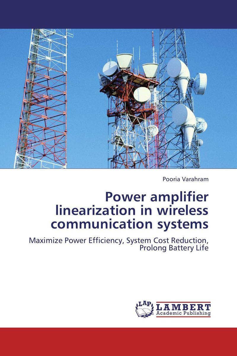 Power amplifier linearization in wireless communication systems