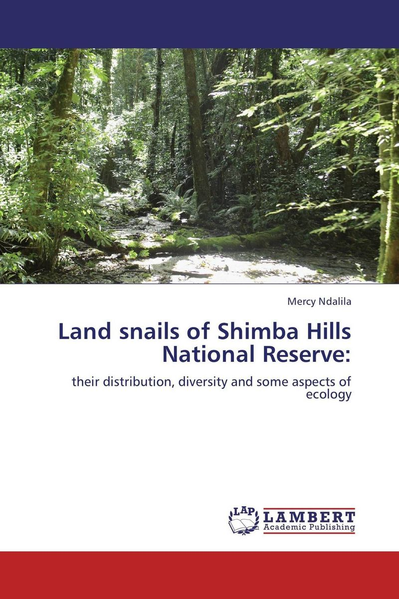 Land snails of Shimba Hills National Reserve: studies on some snails associated with different crops