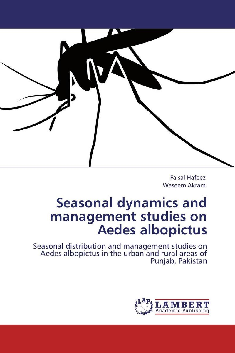 Seasonal dynamics and management studies on Aedes albopictus population dynamics of ticks on cattle in asia and africa
