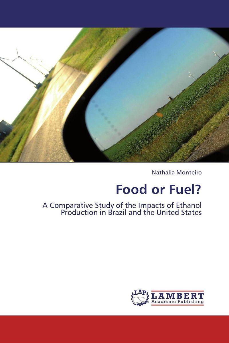 Food or Fuel? sadat khattab usama abdul raouf and tsutomu kodaki bio ethanol for future from woody biomass