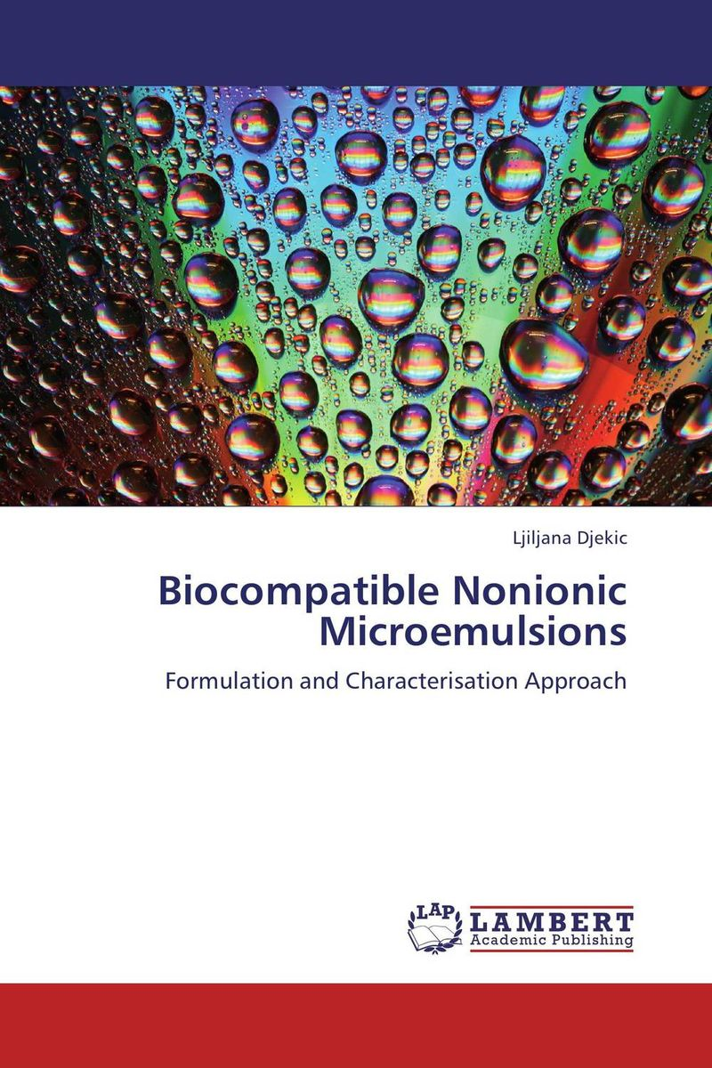Biocompatible Nonionic Microemulsions design and evaluation of microemulsion gel system of nadifloxacin