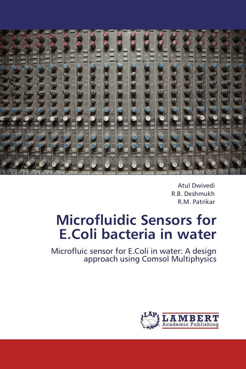 Microfluidic Sensors for E.Coli bacteria in water lacework four season 100 different pattern knitting book for a variety of things in the four seasons