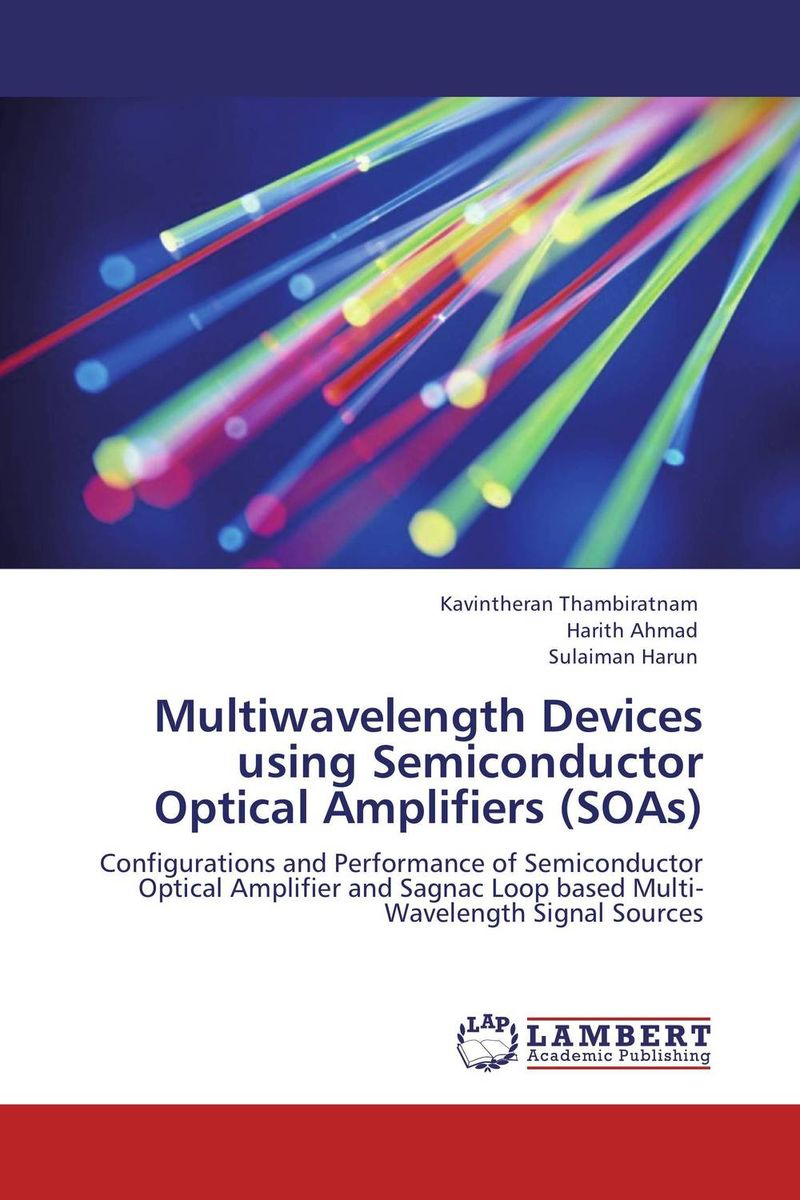 Multiwavelength Devices using Semiconductor Optical Amplifiers (SOAs) handbook of the exhibition of napier relics and of books instruments and devices for facilitating calculation