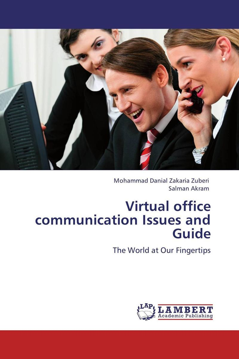 Virtual office communication Issues and Guide majharul talukder virtual organization