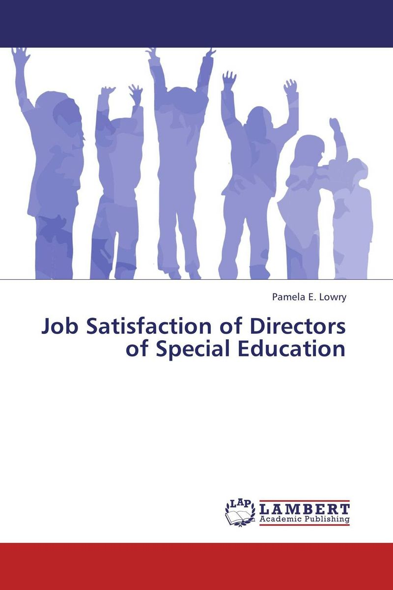Job Satisfaction of Directors of Special Education affair of state an