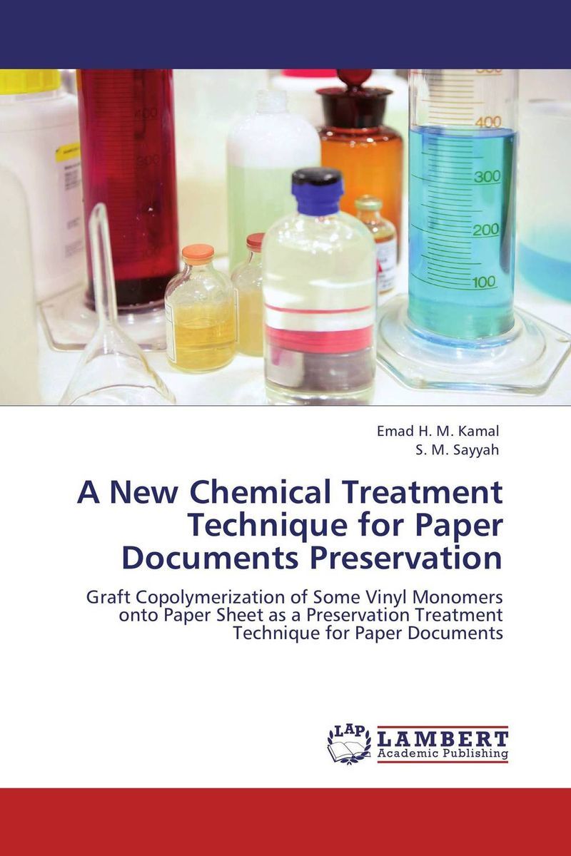 A New Chemical Treatment Technique for Paper Documents Preservation the destruction of tilted arc – documents