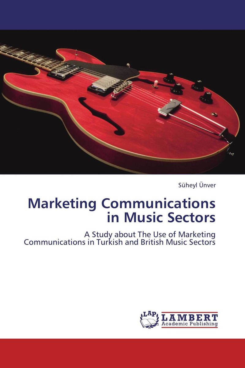 Marketing Communications in Music Sectors ланч бокс good every day g11 kitty